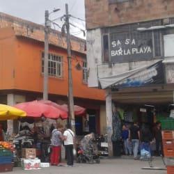 Bar La Playa en Bogotá