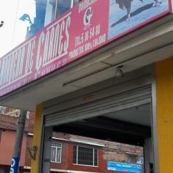 Canadera de Carnes en Bogotá