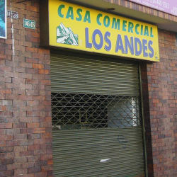 Casa Comercial Los Andes en Bogotá