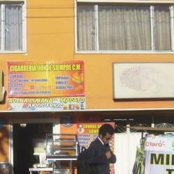 Cigarrería Donde Siempre en Bogotá