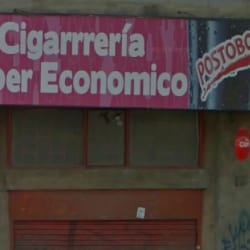Cigarrería Súper Económico en Bogotá