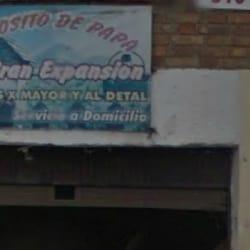 Depósito De Papa La Gran Expansión en Bogotá