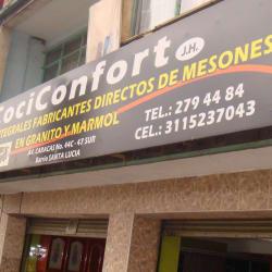 Cociconfort J.H. en Bogotá