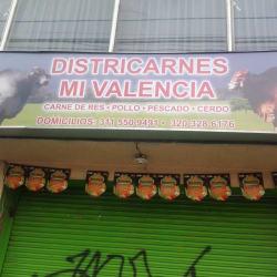 Districarnes Mi Valencia en Bogotá