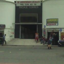 Centro Comercial Pasaje Torres en Bogotá
