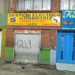 Donde Lucho Carrera 28A en Bogotá
