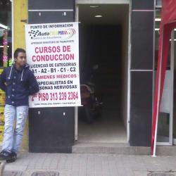 Centro de Enseñanza Autocolombia T.A en Bogotá