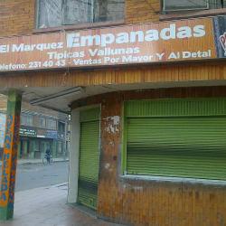 El Márquez Empanadas en Bogotá