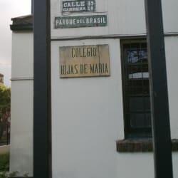 Colegio de Las Hijas de María de Las Esclavas en Bogotá