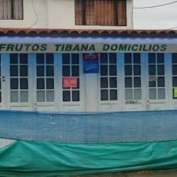 Colfrutos Tibana en Bogotá