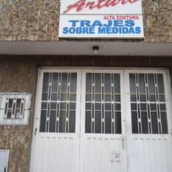 Arturo Alta Costura en Bogotá