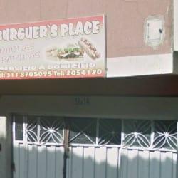 Burguer's Place en Bogotá