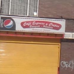 Café Express y Crepes en Bogotá
