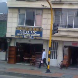 Compraventa de Muebles Yeyluc en Bogotá