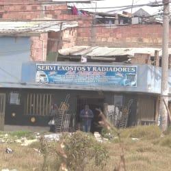 Servi Exostos y Radiadores Alarcon en Bogotá