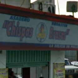 Asadero Broaster Chispas y Brasas en Bogotá