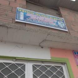 Servicio Tecnico Rubiano en Bogotá