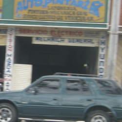 Auto Pintar 2 AR en Bogotá