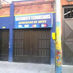 Alistamiento Tecnomecánica en Bogotá