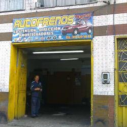 Autofrenos Danny en Bogotá