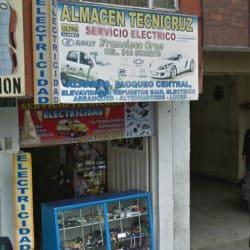 Almacén Tecnicruz en Bogotá