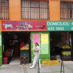 Autoservicio JP en Bogotá