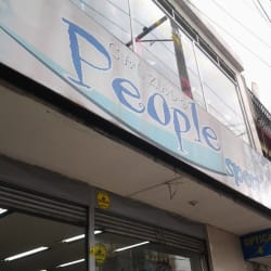 Calzado People Sport en Bogotá
