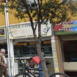 Casa Comercial Monserrat en Bogotá