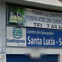 Centro de Conversión Santa Lucía Sur en Bogotá