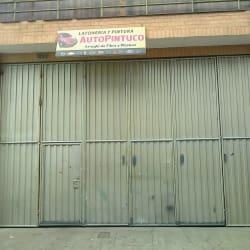 Autopintuco en Bogotá