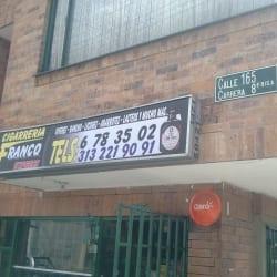 Cigarrería Franco Express en Bogotá