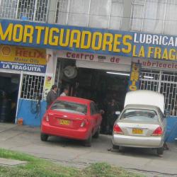 Amortiguadores Lubricantes la Fraguita en Bogotá