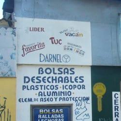 Desechables Calle 151B en Bogotá