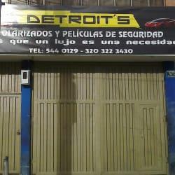 Detroit's en Bogotá