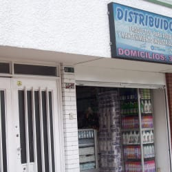 Distribuidora DP en Bogotá