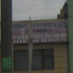 Bodega el Guardescoba en Bogotá