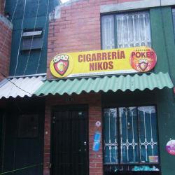 Cigarrería Nikos en Bogotá