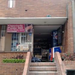 Cigarrería Punto 144 en Bogotá
