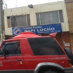 Comidas Rápidas Rapi Lucho en Bogotá