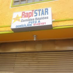 Comidas Rápidas Rapi Star en Bogotá