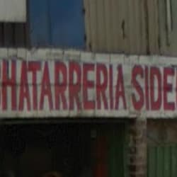Chatarrería Sidenox en Bogotá