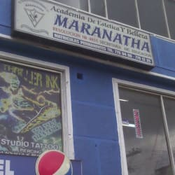 Academia de Estetica y Belleza Maranatha en Bogotá