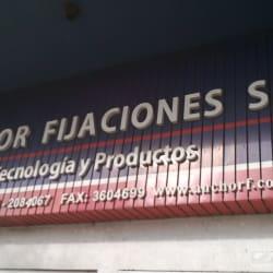 Anchor Fijaciones S.A.S en Bogotá