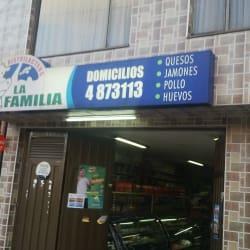 Distrilácteos La Familia en Bogotá
