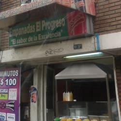 Empanadas el Progreso en Bogotá