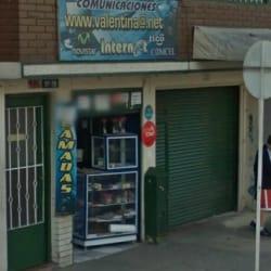 Comunicaciones www.valentin@.net en Bogotá