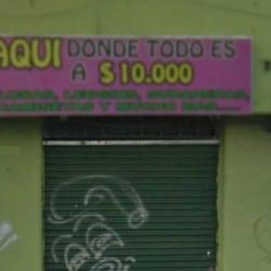 Aqui Donde Todo es a $10.000 en Bogotá