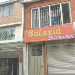 Galaxia Decoración en Bogotá