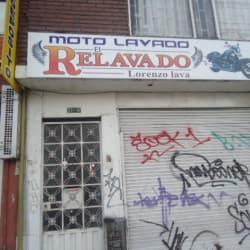 El Relavado Lorenzo Lava en Bogotá