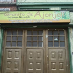 Granito De Ajonjolí en Bogotá